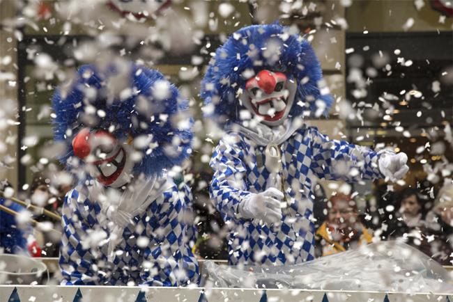 Basler Fasnacht 2015 - Kinderfasnacht